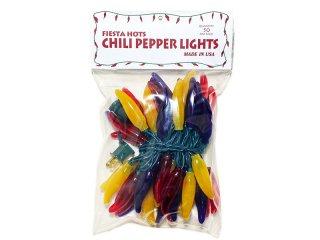 STRING LIGHTS [パーティーライト] Chili Pepper String Lights