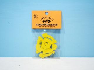 SUNDAYS BEST [サンデイズ ベスト] RECORD INSERTS