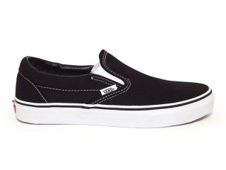 VANS [バンズ] CLASSIC SLIP-ON/BLACK