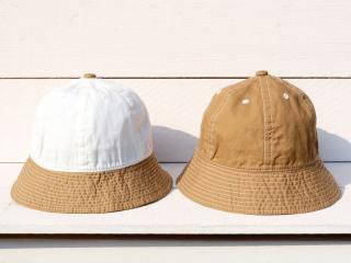 NO ROLL [ノーロール] 6PANEL CANVAS HAT