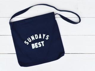SUNDAYS BEST [サンデイズ ベスト] SHOULDER BAG