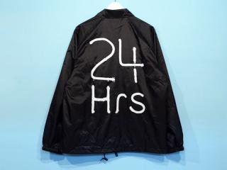 LABOR [レイバー] 24 Hrs COACHES JACKET