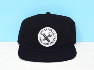 LABOR [レイバー] TOOL PATCH UNSTRUCTURED 6 PANEL CAP