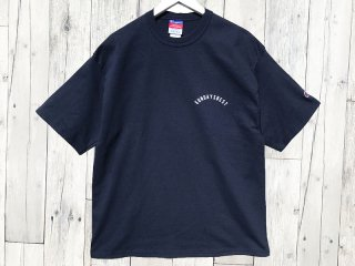 SUNDAYS BEST [サンデイズ ベスト] AUTHENTIC LOGO TEE/NAVY