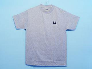 BEDLAM [べドラム] BRA TOP TEE/HEATHER GREY