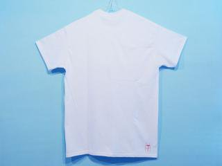 BEDLAM [べドラム] BUTTER -T TEE/WHITE