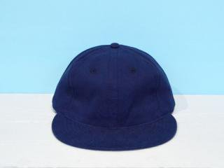 BEDLAM [べドラム] BEDLAMxEBBETS FIELD FLANNELS BASEBALL CAP/NAVY