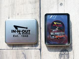 IN-N-OUT BURGER [インアンドアウト バーガー] PLAYING CARDS