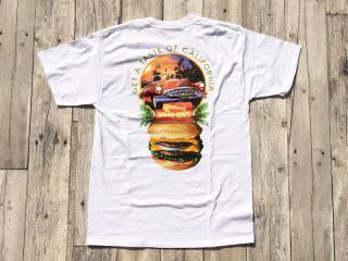 IN-N-OUT BURGER [インアンドアウト バーガー] TASTE OF CALIFORNIA TEE