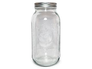 Ball Mason Jar [ボール メイソンジャー] Wide Mouth Jar 64oz
