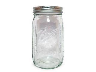 Ball Mason Jar [ボール メイソンジャー] Wide Mouth Jar 32oz