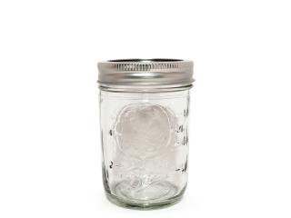 Ball Mason Jar [ボール メイソンジャー] Regular Mouth Jar 8oz