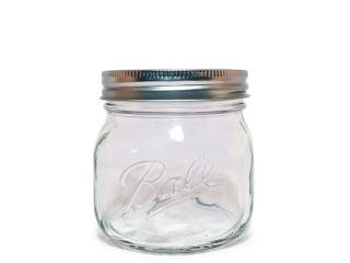 Ball Mason Jar [ボール メイソンジャー]  Collection Elite Wide Mouth Jar 16oz