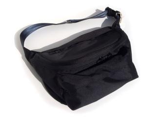W.Z.SAC [ダブリュ・ズィー・サック] CHAD SHOULDER BAG/BLACK