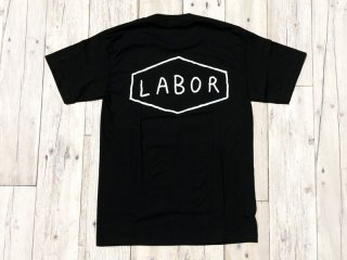 LABOR [レイバー] DRAWN LOGO TEE