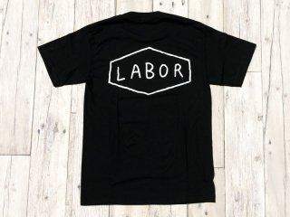 LABOR [レイバー] DRAWN LOGO TEE