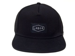 LABOR [レイバー] DRAWN LOGO SNAPBACK CAP