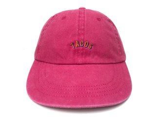 SUNDAYS BEST [サンデイズ ベスト] TACOS 6PANEL B.B.CAP/FLAMINGO PINK