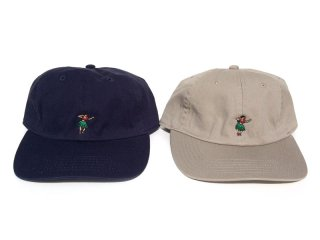 SUNDAYS BEST [サンデイズ ベスト] HULA GIRL 6PANEL B.B.CAP