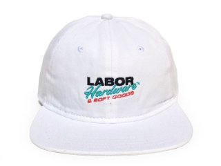LABOR [レイバー] HARDWARE AND SOFTGOODS 6PANEL CAP