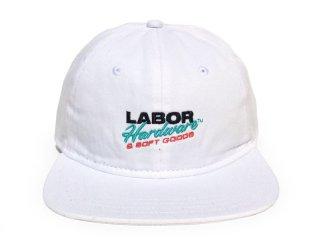 LABOR [レイバー] HARDWARE AND SOFTGOODS 6PANEL CAP
