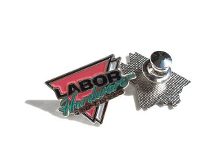 LABOR [レイバー] HARDWARE AND SOFTGOODS PIN
