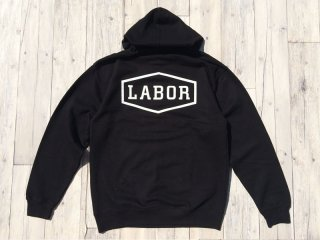 LABOR [レイバー] CREST LOGO PULLOVER HOODY