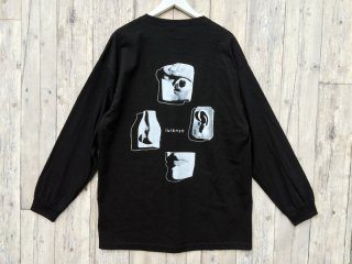 LURK NYC [ラーク] FACE LONG SLEEVE TEE