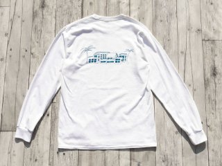 SUNDAYS BEST [サンデイズ ベスト] UTOPIA LONG SLEEVE TEE
