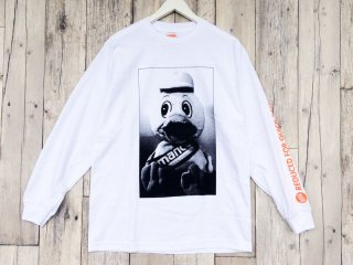 MANAGER'S SPECIAL [マネージャーズスペシャル] MANCO DUCK LONG SLEEVE TEE