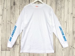 MANAGER'S SPECIAL [マネージャーズスペシャル] SBSDD LONG SLEEVE TEE