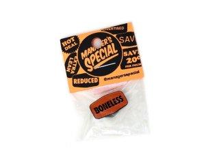 MANAGER'S SPECIAL [マネージャーズスペシャル] BONELESS LABEL PIN
