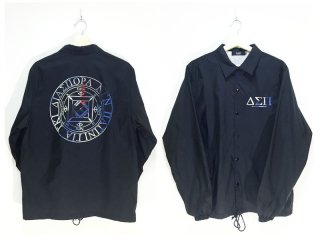 "Diaspora Skateboards [ディアスポラ] ""Dazzle"" Magic Circle Coach Jacket"