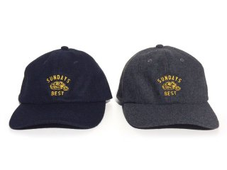 SUNDAYS BEST [サンデイズ ベスト] STEAK HOUSE WOOL B.B CAP