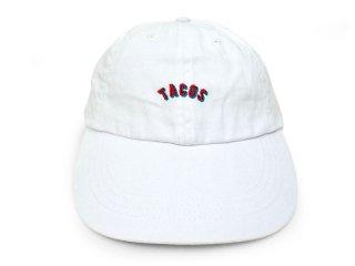SUNDAYS BEST [サンデイズ ベスト] TACOS 6PANEL B.B.CAP/WHITE