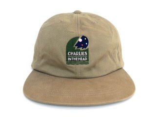 GOOFY CREATION [グーフィークリエーション] CHARLIES IN THE HEAD CAP/BEIGE