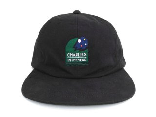 GOOFY CREATION [グーフィークリエーション] CHARLIES IN THE HEAD CAP/BLACK
