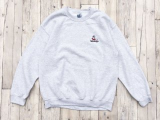 SUNDAYS BEST [サンデイズ ベスト] STORE MANAGER CREW NECK SWEAT/ASH GREY
