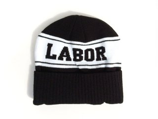 LABOR [レイバー] THROWBACK JACQUARED LOGO BEANIE