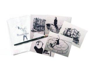 THE THURSDAYMAN [サースデイマン] Postcard Set