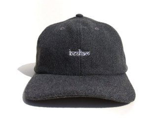 BEDLAM [べドラム] ASHRAM WOOL CAP/GREY