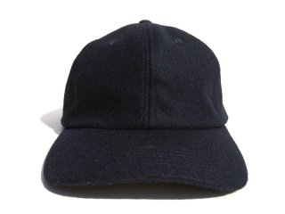 BEDLAM [べドラム] FLAGS WOOL CAP/NAVY