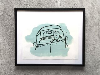 THE THURSDAYMAN [サースデイマン] Road Tripper Print