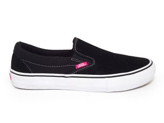 VANS [バンズ] SLIP-ON PRO/BLACK