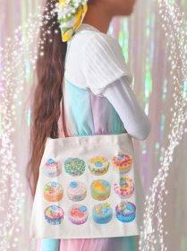 サコッシュ(12星座のケーキ)【送料無料】