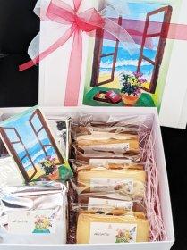【オンラインショップ限定】【要冷蔵】母の日のお菓子セット 【送料無料】