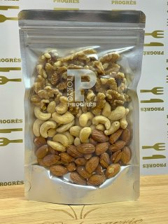 ミックスナッツ(無塩)(袋)150g