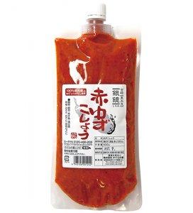 【常温】赤ゆずこしょう500g