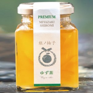 【常温】有機柚子を使用した PREMIUMゆず茶 180g