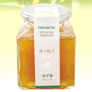 【常温】有機柚子を使用した PREMIUMゆず茶 180g  冬キャンペーン